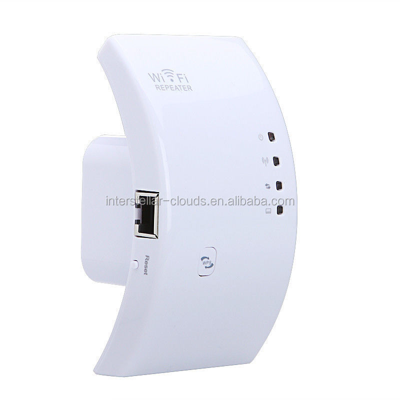 WiFi Range Extender 300 Mbps WiFi Ripetitore Wireless Access Point Signal Booster Amplificatore