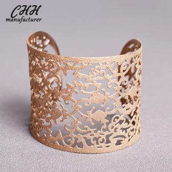 Whole Stainless Steel Plain Metal Cuff Bracelet Blanks