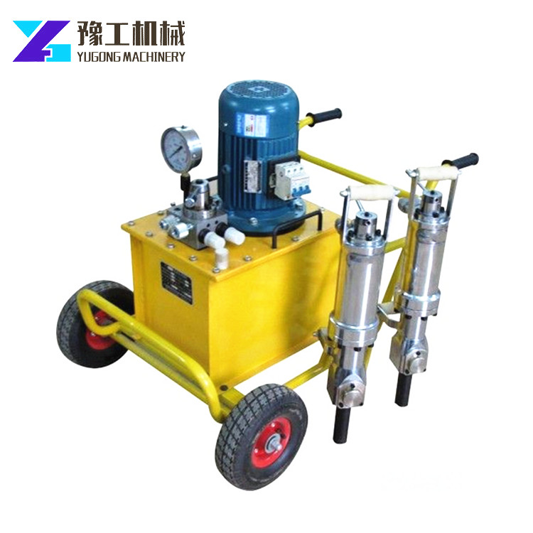High Quality Similar To Darda Quarry Hydraulic Stone And Rock Splitter