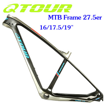 Down Hill Bike Frame Carbon Fiber Mtb 27.5\