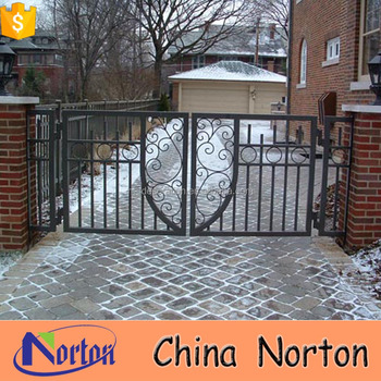Sliding door motor iron gate grill designs indoor iron for Indoor gate design