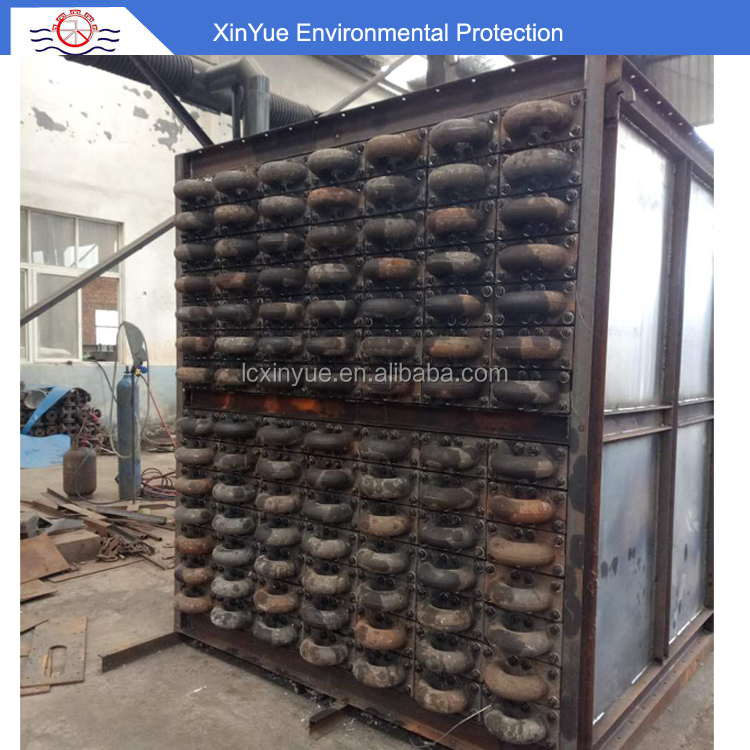 Boiler Auxiliaries Economizer gilled tube designed in industry power plant