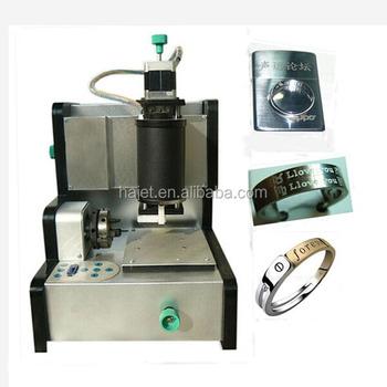 silver engraving machine