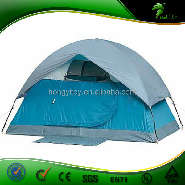 Factory Price Outdoor Foldable Family Camping Tents Suitable for 2 or 3 Persons