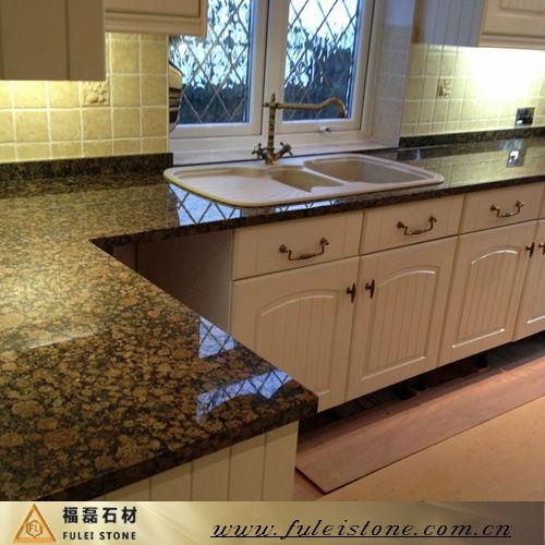 Alta calidad lavaderos de granito marr n b ltico granito for Lavadero precio