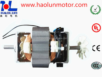 Ac 240v universal motor for juicer 2 speed electric motor for 2 speed single phase electric motor