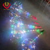 2018 Alibaba chinese supplier colorful led bobo helium balloon for birthday&wedding&festival decoration