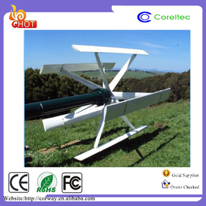Portable Small Power Vertical Permanent Magnet Wind Generator