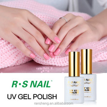 Factory price uv nail gel bulk package uv gel different color nail polish gel