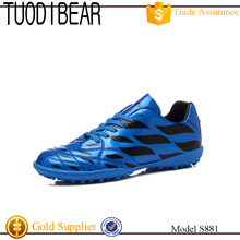 china factory man boot football shoe men indoor soccer shoe cusotm cheap professional high ankle football boot