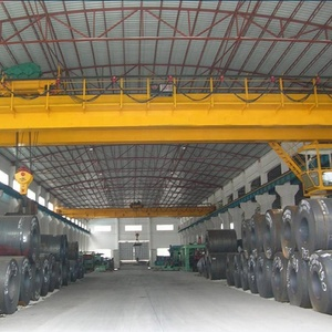 Foundry two beam overhead crane from Chinese crane home town