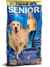 montego classic senior 25kg