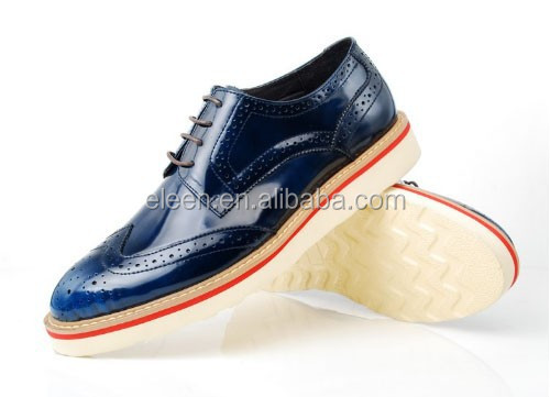 2014 high gloss shiny leather men dress shoes rOr6aw