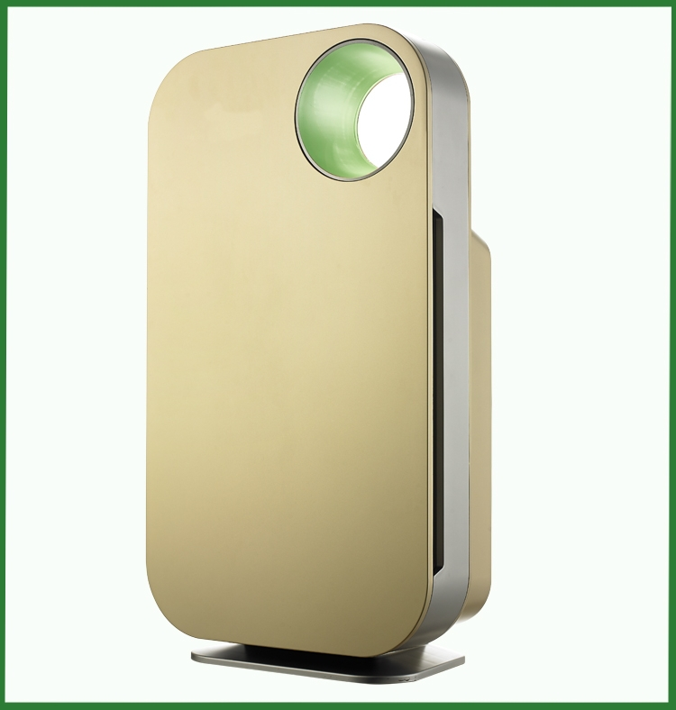 nature green air purifier with absorber dust