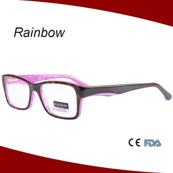 Specialized Glasses Purple Demi Two Colors Eyeglass Frames - Buy Two ...
