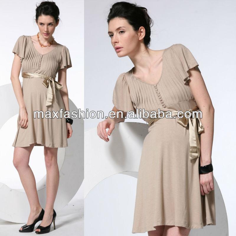 37c2f29f2 ملابس مثيرة للنساء الحوامل، مواقع الحمل-فستان وتنانير بمقاس كبير ...