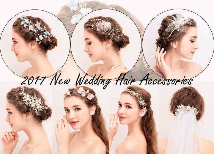 New Hair Vine Crystal and Gold Leaf Charm Bridal Headbands Foliage Women Hair Jewelry Wedding Tiaras Dress Headpiece