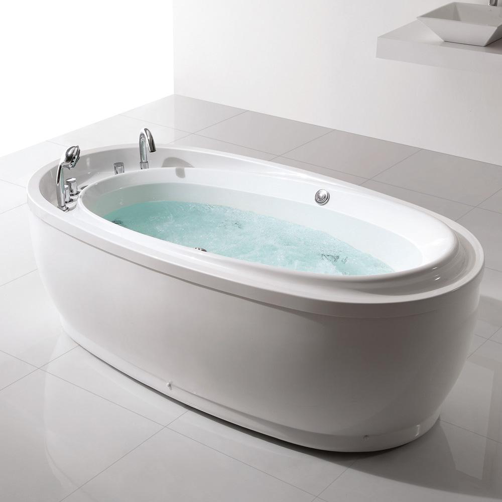 bathtubs eco bathtub designer luxury feestanding small oval freestanding the tub stone