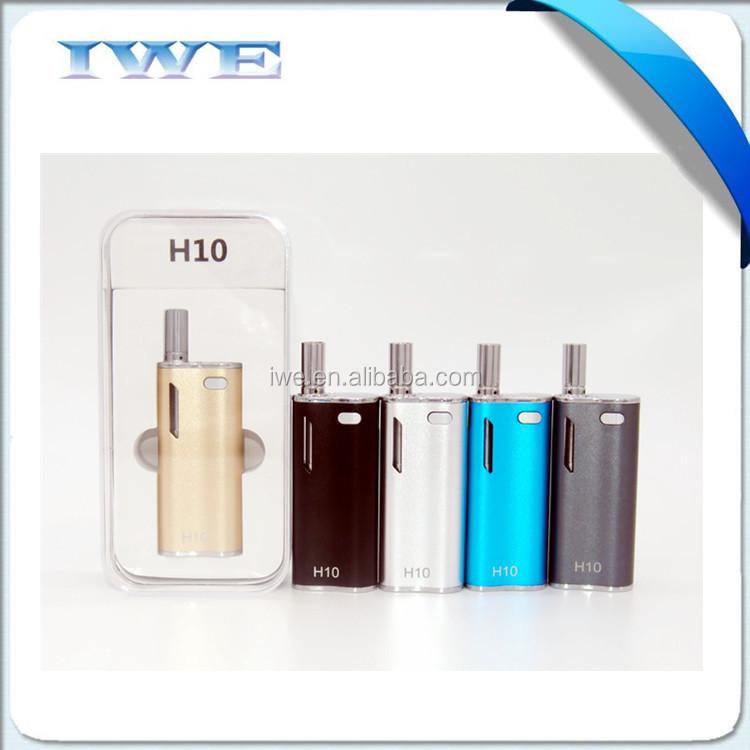Tank Vapor Electronic E Shisha H10 Vape Pen Wholesale Hookah Pen Amazon