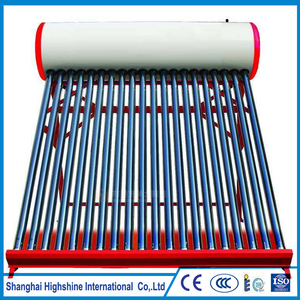 Hot selling zimbabwe/ZW Jiang su non pressure solar geyser in china Home Use Rooftop Low Pressure Solar Water Heater