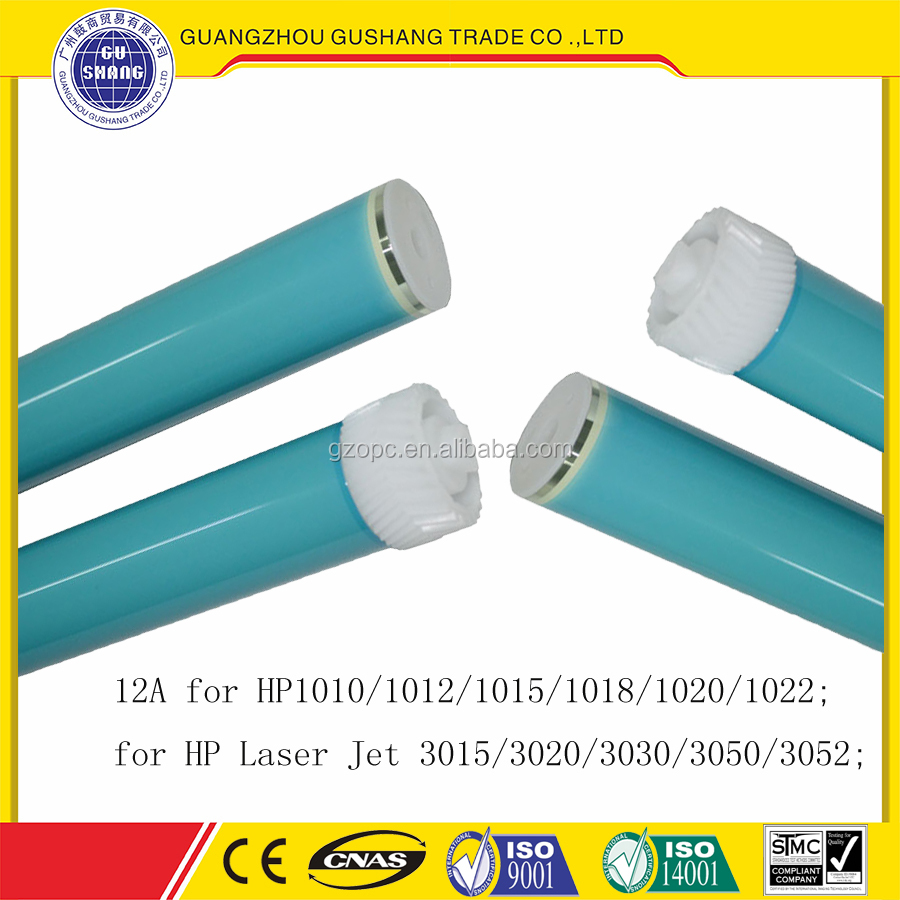 Factory supply good price Q2612A OPC Drum 12A for HP LaserJet 1010/1015/1020/1022 printer parts guangzhou