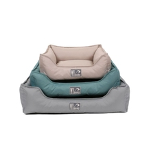 Custom Size Soft Rechthoek Wasbaar Hond Bed hond <span class=keywords><strong>Luxe</strong></span>, Bed Voor Hond
