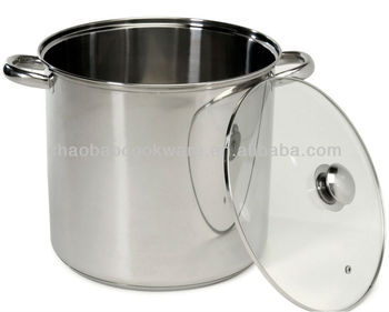 8qt Stock Pot Stainless Steel Stock Pot High Pot
