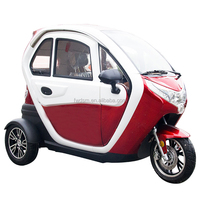 New EEC Approval 1500W adult 3 wheel electric trike with adjustable seat