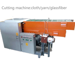 Low Price Auto Used Cloth Garments Waste Cutting Machine
