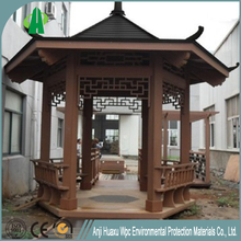 All weather outdoor garden pavilion gazebo with high quality