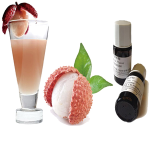 Natural and concentrated fresh litchi flavor