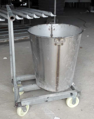GB-MWM02 Manual Wet Cement Mortar Mixer 100KG/hour