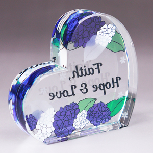 Wholesale Clear Half Ball Crystal Glass Paperweight