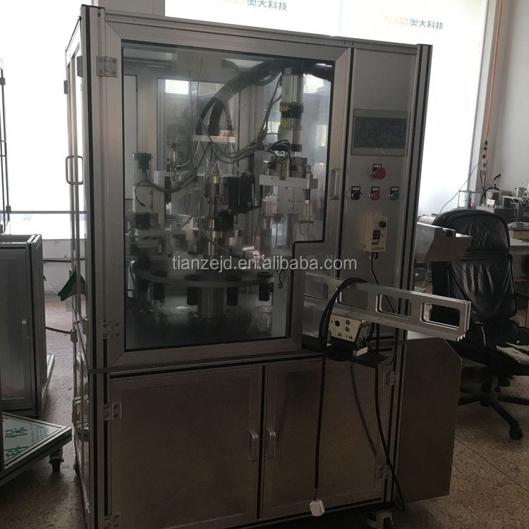 New good quality automatic iodine filling machine