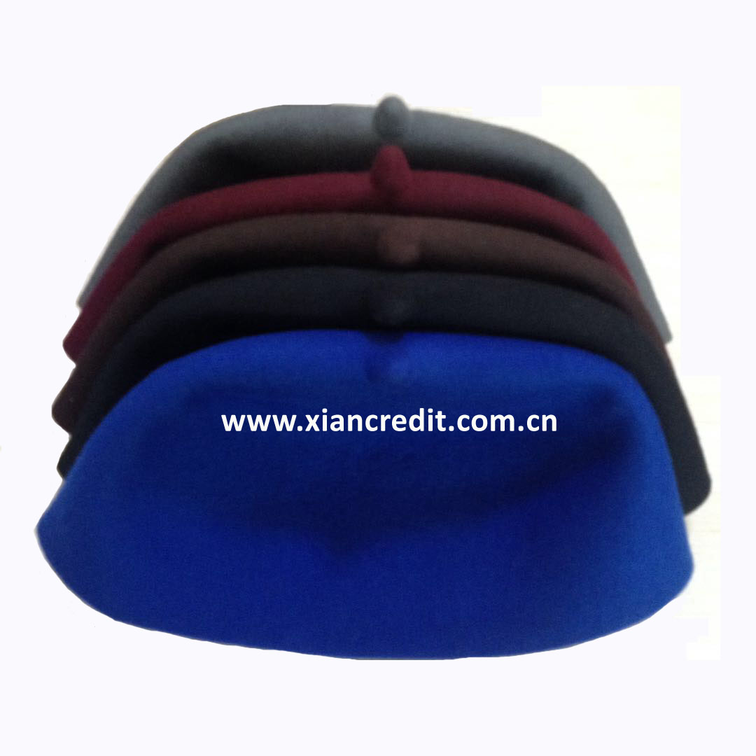 Islamic Kufi Hat Handmade Red Fez-style Kufi With Tip Prayer Cap Hat - Buy  Wool Felt Top Hat,Caps And Hats,Muslim Cap Product on Alibaba com