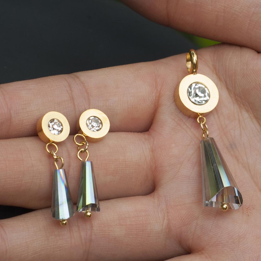 big fake diamond earrings - photo #1