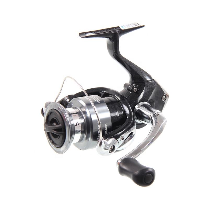 Original Shimano SIENNA FE 1000 2500 4000 Spinning Fishing Reel 1+1BB Front Drag XGT7 Body Saltwater Carp Fishing Reel