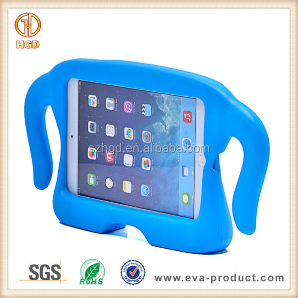 Trade assurance factory sale colorful baby proof tablet case for ipad mini