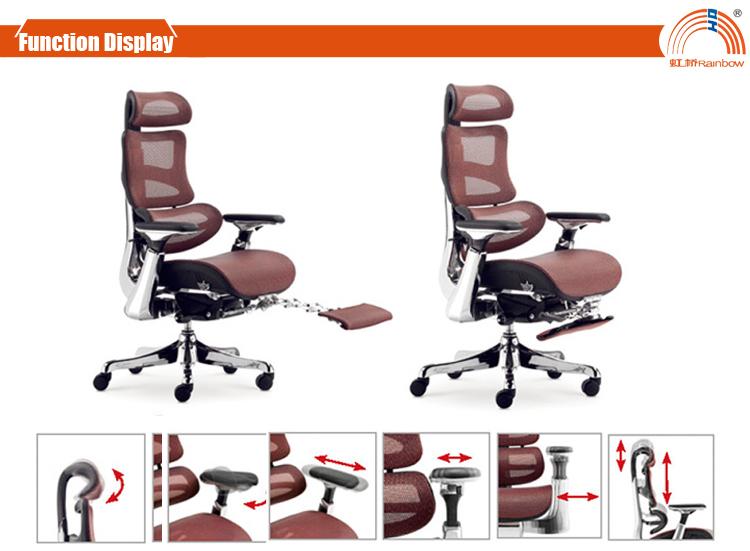 ergonomic executive office chair. CM-B37A Metal Frame Ergonomic Mesh Executive Office Chair Modern Furniture G
