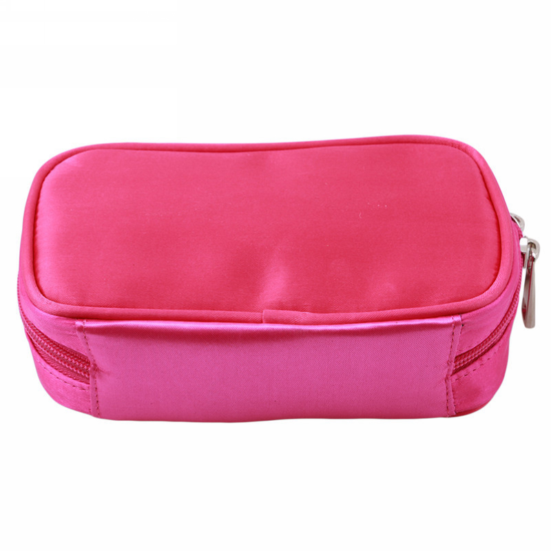 2019 Hot Custom 10 bottles Travel makeup cosmetic bag essential oil bag for wholesale