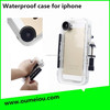 rugged waterproof mobile phone housing for iphone 5s quality guaranteed