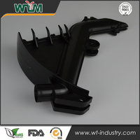 PA66 & GF Plastic Tractor Parts High Precision Molding in Shenzhen