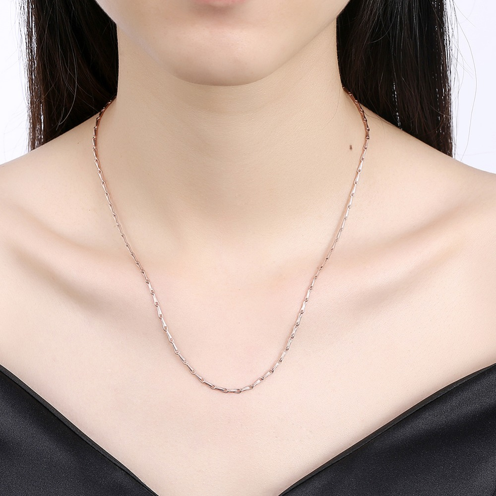 Alibaba express dubai new rose gold chain design