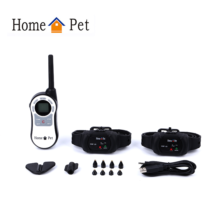 Quality assurance battery operation receiver collar dog anti bark collar sound auto