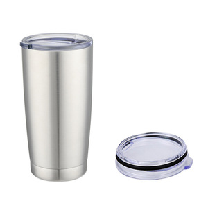 life vacuum cup stainless steel sublimation mug tumbler with private label