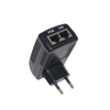Outdoor Power Passive 30w Lan Over All Ethernet Industrial 48v Poe Injector