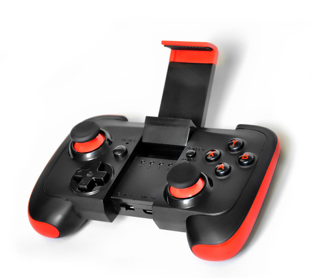 Black Wireless Bluetooth Joystick Controller Game Pad for Sony
