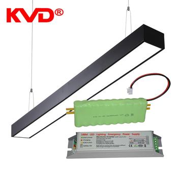 Kvd Emergency Light Power Supply For Led Linear Light With Led Emergency  Inverter Kit For Power 36w 3hours - Buy Led Emergency Lights For