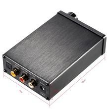 SD-793II Mini Portabel HiFi DAC Digital Coaxial/Optical Stereo Suara <span class=keywords><strong>Audio</strong></span> Decoder Converter Headset Headphone <span class=keywords><strong>Amplifier</strong></span>