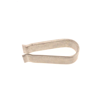 High Strength Flat Steel Metal Wire Spring,U Shaped Spring Clip ...